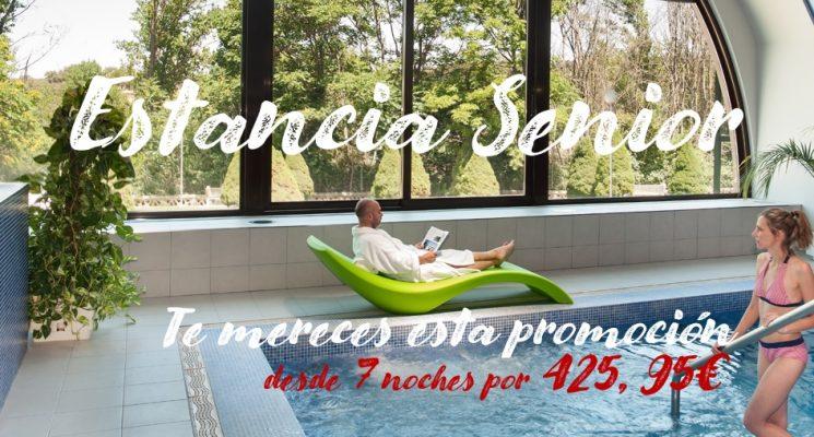 Estancia Senior: promoción de apertura, desde 7 noches por solo 425,95€