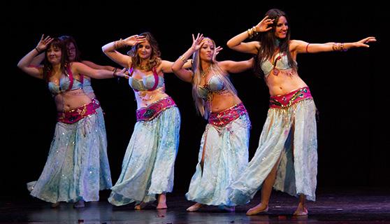 El Balneario de Ledesma acoge (17-19 sept) el Aywa Festival, un espectáculo de baile y danza oriental con estrellas internacionales